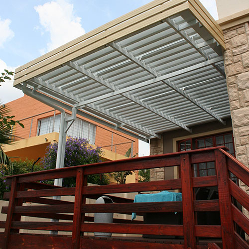 all seasons louvres work done