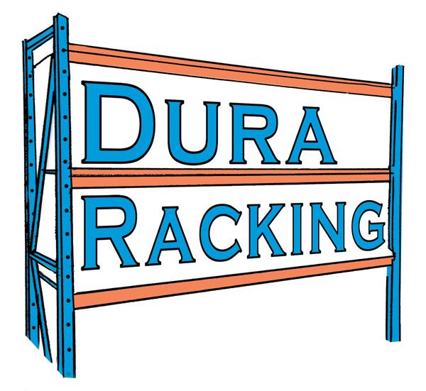 King Brands Dura Racking Logo