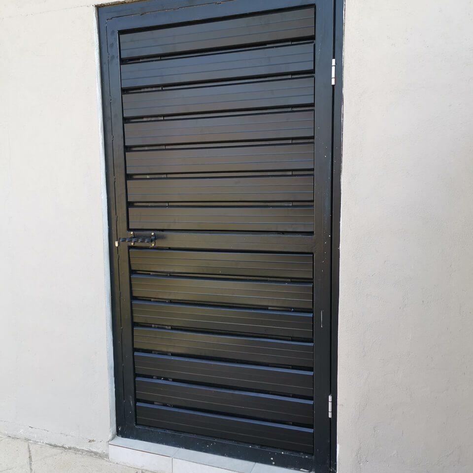 King Brands All Seasons Architectural Facade doors